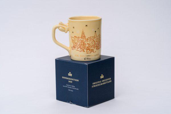 Original Dresdner Striezeltasse